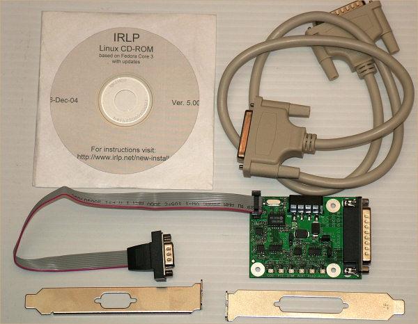 IRLP - Internet Radio Linking Project